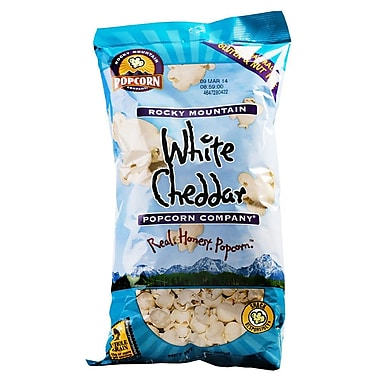 Rocky Mountain All Natural/Gluten & Nutfree White Cheddar Popcorn, 1.5 oz., 36/Pack