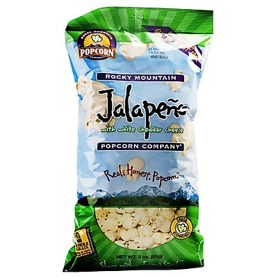 Rocky Mountain All Natural/Gluten & Nutfree Jalapeno