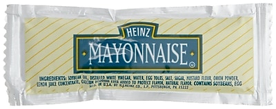 Heinz® Mayonnaise, 12g, 200/Pack