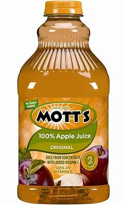 Mott's® For Tots Apple Juice, 32 oz. Plastic Bottle