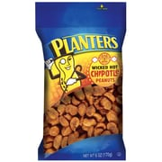 Planters Chipotle Peanuts, 6 oz., 16/Pack
