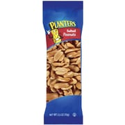 Planters Salted Cocktail Peanuts, 2.5 oz., 30/Pack