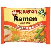 Maruchan Ramen Chicken Noodle Soup, 3 oz., 75/Pack