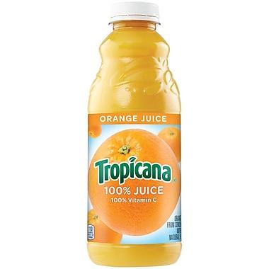 Tropicana Orange Juice 32 oz., 12/Pack