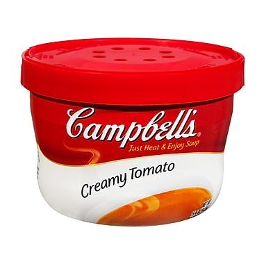 Campbells Creamy Tomato Soup, 15.5 oz., 12/Pack