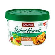 Campbells Select Harvest Mexican Style Chicken Tortilla Soup, 15.3 oz., 6/Pack