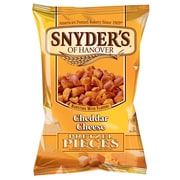 Snyder s of Hanover Cheddar Cheese Pretzels, 2.25 oz., 36/Pack