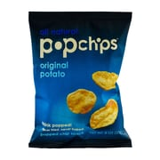 popchips® Potato Chips, Original, 0.8 oz.