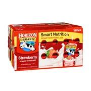 Horizon Organic Strawberry Milk, 8 oz. Box, 18/Pack