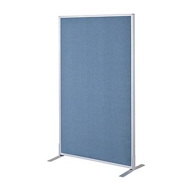 Best-Rite Fabric Standard Modular Panel, 5' x 4', Blue
