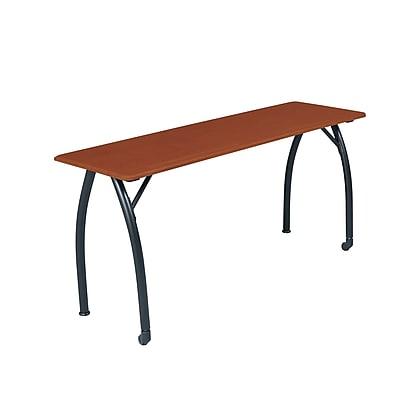 Balt Mentor 60'' Rectangular Training Table, Cherry (90110BLT)