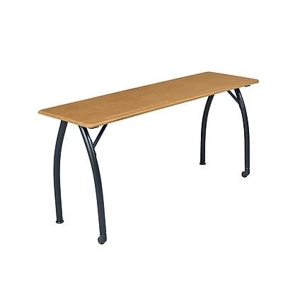 Balt Mentor 60'' Rectangular Training Table, Oak (90122BLT)
