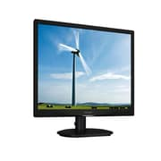 "Acer B196L 19"" Dark Gray LED-Backlit LCD Monitor, DVI"