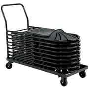 NPS® Dolly For 1100 Chairs, Black