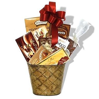 Panier cadeau Snack Delight