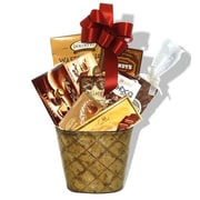 Snack Delight Gift Basket