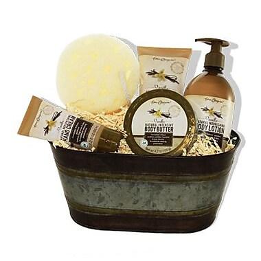 Sweet Summer – Panier-cadeau vanille