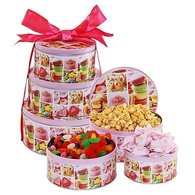 Sweet Sugar Surprise – Panier-cadeau en tour