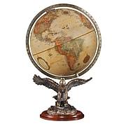 "Replogle 12"" Freedom World Globe, Antique Ocean"