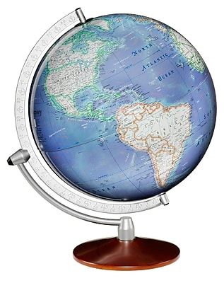 Globes, Maps & Flags