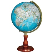 "Replogle 12"" National Geographic Hudson Globe, Blue Ocean"