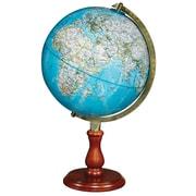 "Replogle 12"" National Geographic Hudson Globe, Blue Ocean"