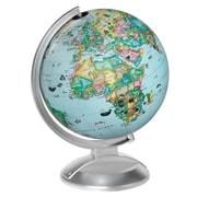 "Replogle Globe 4 Kids 10"" Educational Globe, Speciality, No Wood Finish"