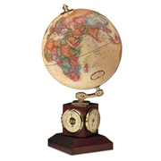 "Replogle 9"" Weather Watch Globe, Antique"