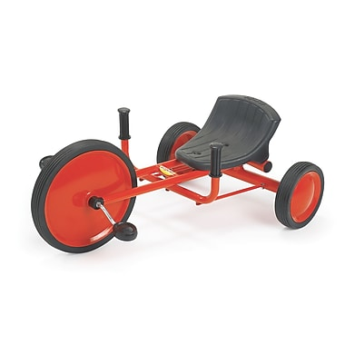 Angeles® SportRider™ Space Buggy Trike, Black/Red
