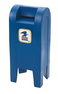 Angeles® Blue Polyethylene Mailbox, 32