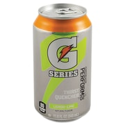 Gatorade® 11.6 oz. Can Ready To Drink Thirst Quenchers
