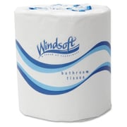 Windsoft® Standard Roll 2 Ply Toilet Tissue, White