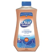 Dial Complete® Original Antibacterial Foaming Hand Soap Refill, 40 oz.
