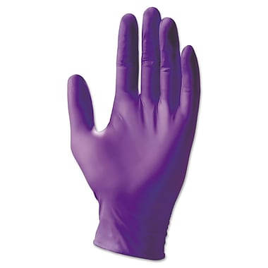 Kimberly-Clark Professional® Sterling® Nitrile Exam Gloves, Purple, Small, 50/Box