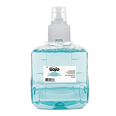 GOJO® LTX-12™ Pomeberry Foam Handwash Refill, Pomegranate, Transparent Blue