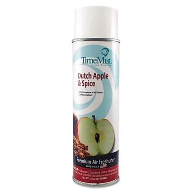 TimeMist® Premium Hand-Held Air Freshener, 20 oz., Dutch Apple, 12/Pack