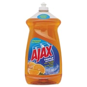 Ajax® Antibacterial Triple Action Dish Detergent; Orange, 52 oz., 6/Carton