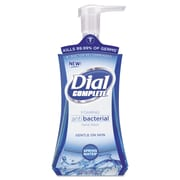 Dial Complete® Foaming Hand Wash, 7.5 oz., Spring Water