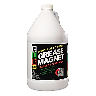 CLR® Pro Non Corrosive Grease Magnet, 1 gal Bottle