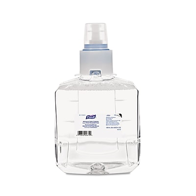 GOJO® PURELL® LTX-12™ Advanced Green Certified Instant Hand Sanitizer Foam, 1200 ml, 2/Pack