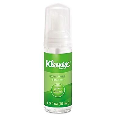 Kimberly-Clark Professional® Kleenex® Green Certified Foam Hand Sanitizer Gel, 1.5 oz., 24/Pack