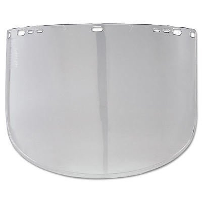 Kimberly-Clark Professional® Jackson Safety® F40 Clear Propionate Face Shield