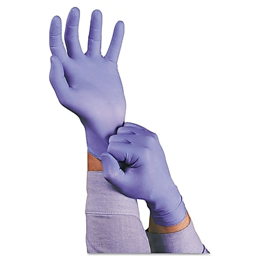 Ansell TNT® 92-675 Nitrile Powder Free Disposable Gloves, Medium