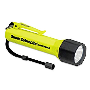 Pelican™ SabreLite™ 2000 Xenon Flashlight, Yellow