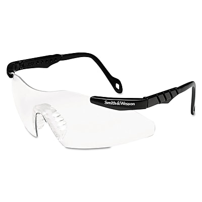 Smith & Wesson® Magnum 3G ANSI Z87 Safety Glasses, Clear