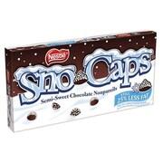 Nestle Sno Caps Theater Box, 3.1 oz., 18 Boxes/Order