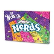 Wonka Rainbow Nerds Jumbo 6 oz. Theater Box , 12 Boxes/Order