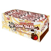 Goetze's Candy Caramel Apple Cow Tales Convertible Box, 1 oz., 36 Sticks/Order