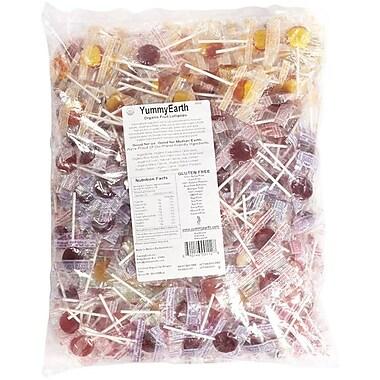 Organic Fruit Lollipops, 5 lb. bag