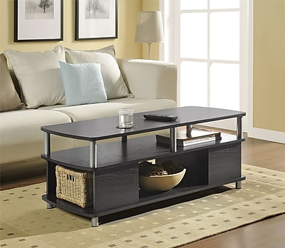 Altra Medium Density Fiberboard Coffee Table, Espresso, Each (5094096)